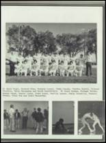 1980 Manzanola High School Yearbook Page 56 & 57
