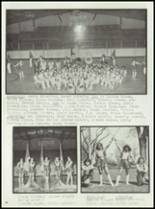 1980 Manzanola High School Yearbook Page 60 & 61
