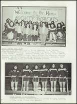 1980 Manzanola High School Yearbook Page 62 & 63