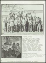 1980 Manzanola High School Yearbook Page 64 & 65