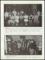 1980 Manzanola High School Yearbook Page 66 & 67
