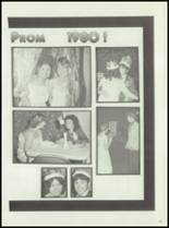 1980 Manzanola High School Yearbook Page 68 & 69