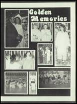 1980 Manzanola High School Yearbook Page 70 & 71