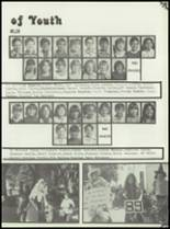 1980 Manzanola High School Yearbook Page 74 & 75