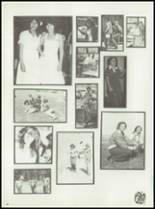 1980 Manzanola High School Yearbook Page 84 & 85