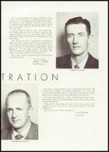 1954 Rio Vista High School Yearbook Page 10 & 11