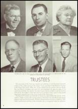 1954 Rio Vista High School Yearbook Page 12 & 13
