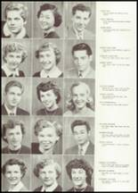 1954 Rio Vista High School Yearbook Page 20 & 21