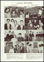 1954 Rio Vista High School Yearbook Page 28 & 29