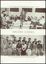 1954 Rio Vista High School Yearbook Page 36 & 37