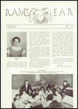 1954 Rio Vista High School Yearbook Page 44 & 45
