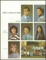 1984 Neche High School Yearbook Page 10 & 11