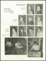 1984 Neche High School Yearbook Page 14 & 15