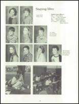 1984 Neche High School Yearbook Page 16 & 17