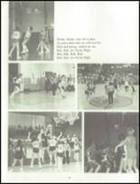 1984 Neche High School Yearbook Page 20 & 21