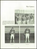 1984 Neche High School Yearbook Page 24 & 25