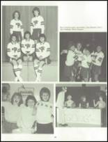 1984 Neche High School Yearbook Page 28 & 29