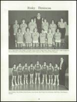 1984 Neche High School Yearbook Page 32 & 33
