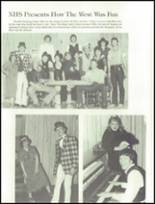 1984 Neche High School Yearbook Page 38 & 39