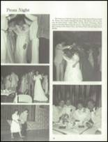 1984 Neche High School Yearbook Page 40 & 41