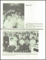 1984 Neche High School Yearbook Page 42 & 43