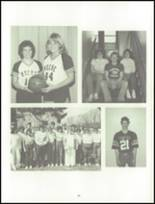 1984 Neche High School Yearbook Page 46 & 47