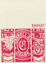 1972 Yearbook Carroll High School