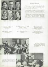 1937 Centralia High School Yearbook Page 20 & 21