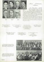 1937 Centralia High School Yearbook Page 22 & 23