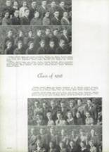 1937 Centralia High School Yearbook Page 44 & 45