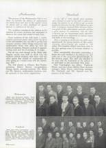 1937 Centralia High School Yearbook Page 60 & 61
