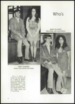 1973 Seminole High School Yearbook Page 12 & 13