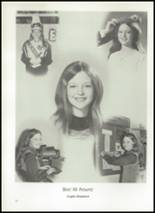1973 Seminole High School Yearbook Page 16 & 17