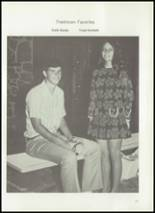 1973 Seminole High School Yearbook Page 20 & 21
