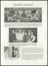 1973 Seminole High School Yearbook Page 24 & 25