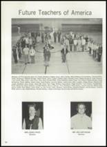 1973 Seminole High School Yearbook Page 42 & 43