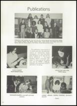 1973 Seminole High School Yearbook Page 46 & 47