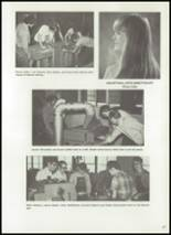 1973 Seminole High School Yearbook Page 50 & 51