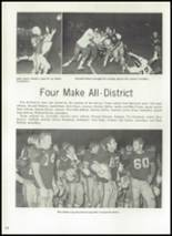 1973 Seminole High School Yearbook Page 66 & 67
