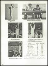 1973 Seminole High School Yearbook Page 72 & 73