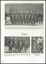 1973 Seminole High School Yearbook Page 82 & 83