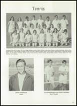 1973 Seminole High School Yearbook Page 84 & 85