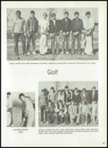 1973 Seminole High School Yearbook Page 92 & 93