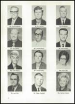 1973 Seminole High School Yearbook Page 100 & 101