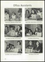 1973 Seminole High School Yearbook Page 104 & 105