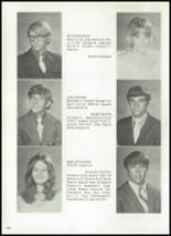 1973 Seminole High School Yearbook Page 110 & 111
