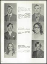 1973 Seminole High School Yearbook Page 114 & 115