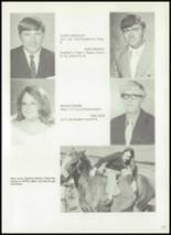 1973 Seminole High School Yearbook Page 124 & 125