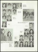 1973 Seminole High School Yearbook Page 136 & 137