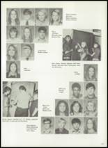 1973 Seminole High School Yearbook Page 144 & 145